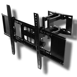"""DlandHomeWall Mount Holds up to 50 lbs in Black, Size 16""""H X 16""""W X 20""""D 