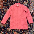 Lilly Pulitzer Jackets & Coats | Lilly Pulitzer Quilted Pink Jacket Size Small | Color: Pink | Size: S