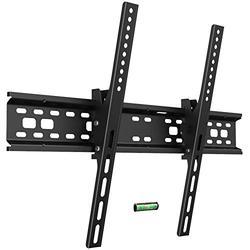 """BZSTV Wall Mount Fits 32"""" - 70"""" Inch TV, Tilting TV Wall Mount Bracket with 15 Degrees Adjustment, Large TV Stand Holds up to 88 lbs, Max VESA 600x400mm (Large)"""