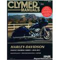 M253 Clymer Harley-Davidson FLH/FLT Touring Series 2010-2013 Motorcycle Repair Manual