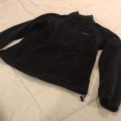 Columbia Jackets & Coats   Medium Black Columbia Fleece Jacket   Color: Black   Size: M