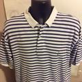 Polo By Ralph Lauren Shirts | Polo Ralph Lauren Men'S Polo Shirt Sz Large | Color: Blue/White | Size: Men L Or Large