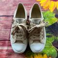 Coach Shoes   Coach Sneakers   Color: Cream   Size: 6.5