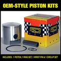 OEM Style Piston Kit Fits 1978-1980 Arctic Cat Jag 2000 F/A
