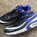 Nike Shoes | Girl Nike Air Max Shoes | Color: Purple | Size: 5bb