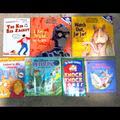 Disney Toys | Childrens Book Lot | Color: Blue | Size: Osb
