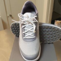 Adidas Shoes | Adidas Alphaflex Sport Spineless Golf Shoe | Color: Gray | Size: 8