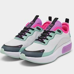 Nike Shoes | New Nike Wmns Air Max Dia Casual Shoes Platinum | Color: Purple/White | Size: 6
