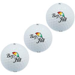 Arnold Palmer Invitational Titleist Bay Hill TruFeel 3-Pack Golf Ball Sleeve
