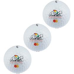 Arnold Palmer Invitational Titleist TruFeel 3-Pack Golf Ball Sleeve