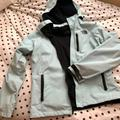 The North Face Jackets & Coats | Light Blue North Face Lined Snowrain Jacket | Color: Blue | Size: S