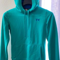 Under Armour Other | Hoodie | Color: Blue/Green | Size: Osg