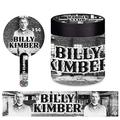 Billy Kimber 3.5g Glass Jar Stickers - Lid and Label Stickers - Tamper Evident - 64pcs