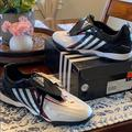 Adidas Shoes | Adidas Soccer Mens Shoes | Color: Black/White | Size: 11.5