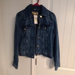 Michael Kors Jackets & Coats   Michael Kors Medium Wash Denim Jacket   Color: Blue   Size: M