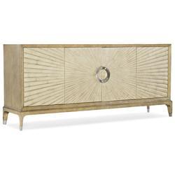 "Hooker Furniture 5940-55476-02 Coastside 78"" Wide Luxury Coastal Home Entertainment Media TV Console"