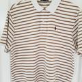 Polo By Ralph Lauren Shirts | Mens Polo Ralph Lauren Short Sleeve Shirt | Color: Red/Tan/White | Size: Xl
