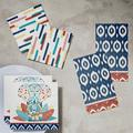 Creative Converting Boho Party Supplies Kit for 16 GuestsPaper in Blue/Red   Wayfair DTC6621E2A