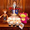 Disney Toys | Disney Pixar Toy Story Collection (4 Pieces) | Color: Pink/White | Size: Unisex