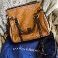 Dooney & Bourke Bags   Dooney & Bourke Vintage Hobo Shoulderbag   Color: Brown/Tan   Size: 15.5 W, 10 H, 6 Deep, Adjust Shoulder Strap