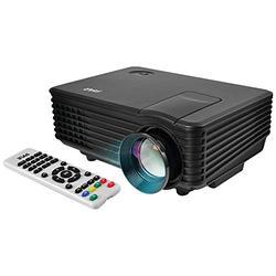 Pyle Pro PRJG88 Compact 1080p Digital Multimedia Projector