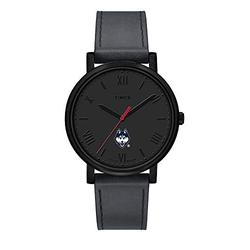 Timex Ladies UCONN Connecticut Huskies Watch Black Night Game Watch