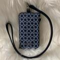 Kate Spade Accessories | Kate Spade Spade Link Id Lanyard Case In Blue | Color: Blue | Size: Os