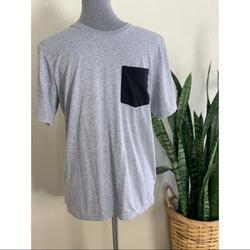 Nike Shirts   2 Mens Nike Tees   Color: Black/Gray   Size: M
