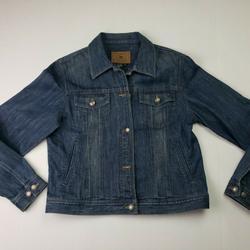 Ralph Lauren Jackets & Coats | Lauren Jean Ralph Denim Jacket Coat M | Color: Blue | Size: M