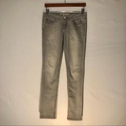 Levi's Jeans | Levis Denim Cruve Skinny Jean Jeggings | Color: Gray | Size: 6