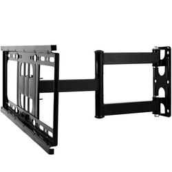 """Dayyet Full Motion TV Wall Mount for Greater Than 50"""" Screens in Black, Size 25.0 H x 32.0 W x 24.0 D in 
