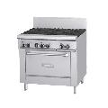 "Garland GF36-6R 36"" 6 Burner Gas Range w/ Standard Oven, Liquid Propane"