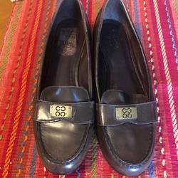 Coach Shoes   Coach Women'S 'Hollee' Leather Casual Shoes   Color: Brown   Size: 8.5