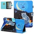 """Fire HD 8 Case 2020, Fire HD 8 Plus Tablet Case 2020, UGOcase Premium PU Leather Multi-Angle Stand Auto Sleep Wake Cover Case for Fire 8"""" HD Display Tablet 2020 Release 10th Generation, Tiger"""