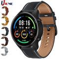 Bracelet en cuir pour montre connectée Xiaomi, édition sport, couleur, 22mm, pour Huami Amazfit gtr