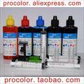 Kit de recharge d'encre pigmentée pour imprimante hp, 62 XL, 62 XL, 5640, 5660, 7640, 5540, 5544,