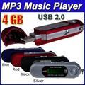 Lecteur de musique MP3 tout-en-un, avec Radio FM, enregistreur vocal, Ebook MP3, 4 go de mémoire 8