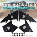 Bouclier anti-éclaboussures pour Toyota Land Cruiser Prado J120 J150 2003 – 2020 LC3 LC4 LC5, joints