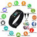 Montre connectée m30 pour hommes et enfants, Bracelet de sport multi-langues, moniteur de fréquence