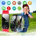 Montre connectée thermomètre pour enfants, pour filles et garçons, horloge intelligente électronique