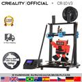 CREALITY 3D CR-10 V3 – imprimante, taille 300x300x400mm, carte mère silencieuse, reprise