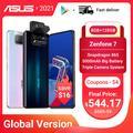 Version mondiale ASUS Zenfone 7/7 Pro 5G Smartphone Snapdragon 865/865Plus 8 go RAM 128/256 ROM