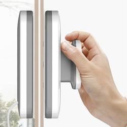 Lave-vitre magnétique Double face 3-35mm, brosse de nettoyage pour fenêtres, outil de nettoyage de