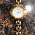 Gucci Accessories | Gucci Change Bezel White Dial Quartz Watch | Color: White | Size: Os