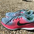 Nike Shoes   Nike Air Zoom Pegasus 34 Shoes Mica Blue Pink   Color: Blue/Pink   Size: 9.5