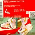Nike Shoes | Baby Nike Air Max Shoe | Color: Gold/Purple | Size: 4bb