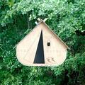 Pitch A Tent Birdhouse