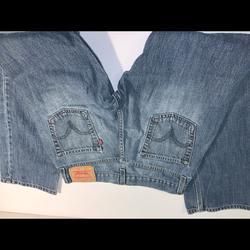 Levi's Jeans   Levi'S 514 Men'S Jeans Size 31x30 Denim Jean   Color: Blue/Green   Size: 31