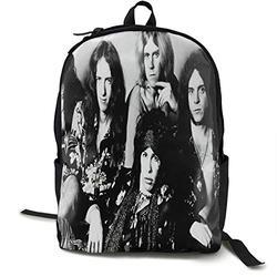 Casual Classic Backpack Steven Tyler Shoulder Backpacks Packable Bags Work Computer Backpack Travel Hiking Camping Daypack Backpack for Kids/Women