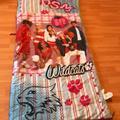 Disney Other | High School Musical Wildcats Slumber Sleeping Bag | Color: black | Size: Osg